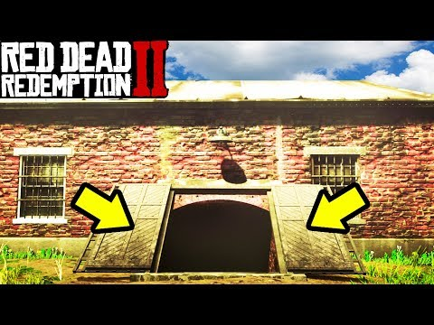 SECRET BUNKER TO PRISON in Red Dead Redemption 2! Red Dead Online! thumbnail