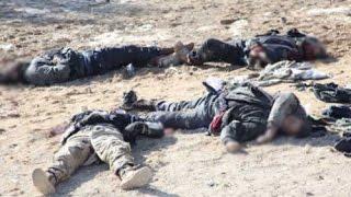 شاهد ... 40 قتيلا للنظام في معارك ريف حمص.... و 1400 شخص من قدسيا والهامة يصلون إدلب