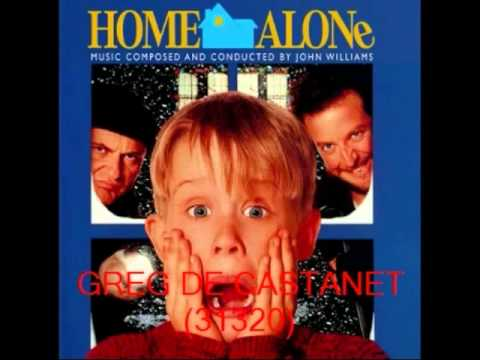 I'm Dreaming Of A White Christmas - The Drifters - Home Alone SoundTrack GREG CASTANET