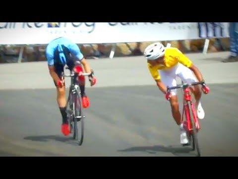 Egan Bernal LAUGHING at Competitors: Tour de l'Avenir 2017