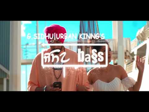 Candle Lightbass Boosted  G. Sidhu  Urban Kinng  Rupan Bal  Latest Punjabi Song 2017
