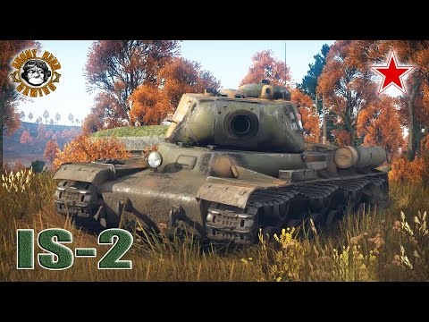 War Thunder: The IS-2, Russian Tier-4, Heavy Tank