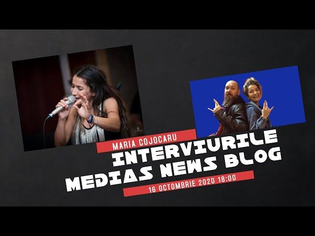 Maria Cojocaru la Interviurile Medias News Blog