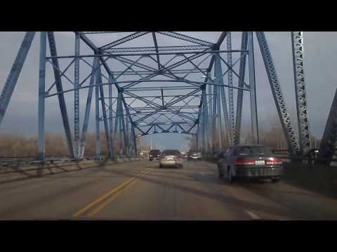 On the Way to Midway Airport in Chicago..yet another driving video