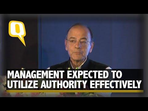 Internal & External Auditors Failed to Detect the problem: FM Arun Jaitley | The Quint