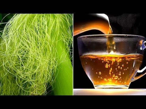 7 Amazing Unkown Health Benefits of Corn Silks Tea