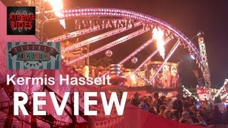 Review Kermis Hasselt België Mini Special: Deca Dance, Freestyle [DUTCH VERSION]