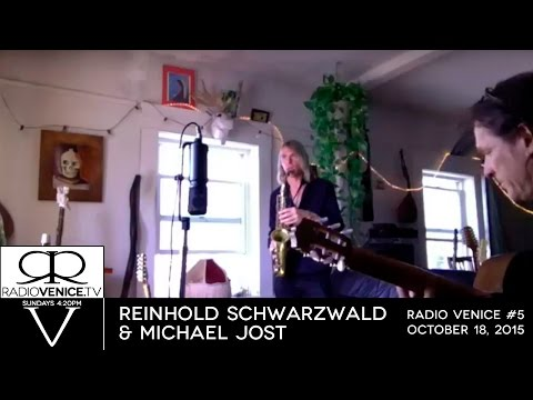 """Radio Venice #5 - Reinhold Schwarzwald and Michael Jost """"Echoes of Westminster"""""""