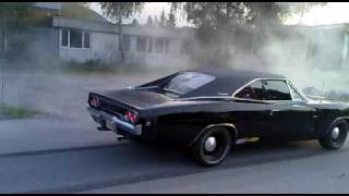 Dodge Charger R/T 440 Burnout