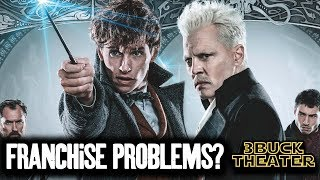 What's the deal with FANTASTIC BEASTS 3?