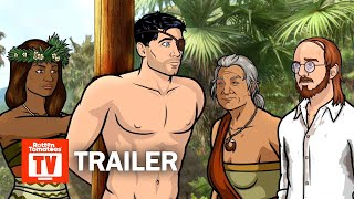 Archer: Danger Island S09E06 Preview | Some Remarks on Cannibalism | Rotten Tomatoes TV