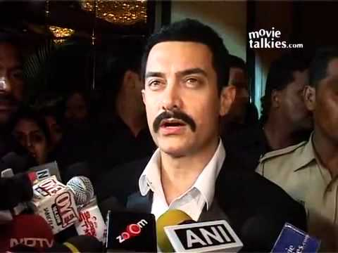 Aamir Khan wishes Salman Khan Good luck for Chillar Party