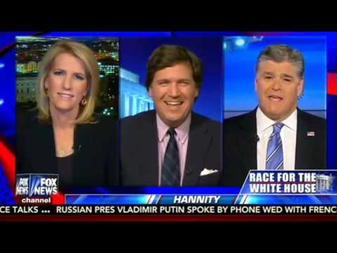 Hannity 10 12 16 Eric Trump Interview Talk About Wikileaks Email Release , Media bias against Trump