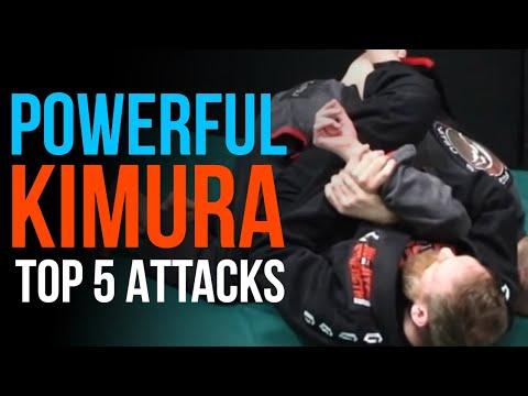 Jiu-Jitsu Basics: Kimura Lock Flow | TRITAC-Jitsu Flow