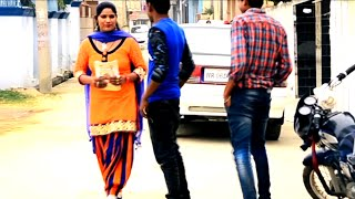 New Haryanvi Songs - Matak Matak Chale - Offizielles Video - हरियाणवी Dj Songs - HD