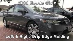 2010 Honda Civic Windshield Trim Installation