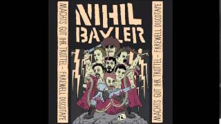 NIHIL BAXTER - Straight Edge (Minor Threat)