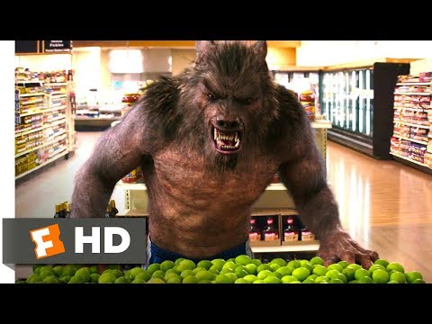 Goosebumps (6/10) Movie CLIP - Werewolf On...
