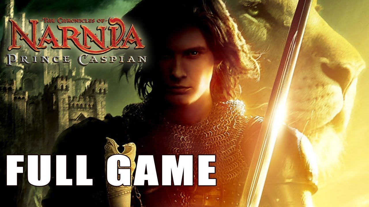 Download The Chronicles of Narnia Prince Caspian【FULL GAME】  Longplay