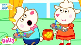 Dolly & Friends Funny Cartoon Animaion for kids Best Episodes #683 Full HD