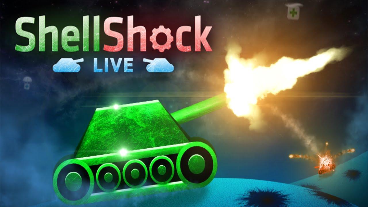 Shell Shock Live Spielen