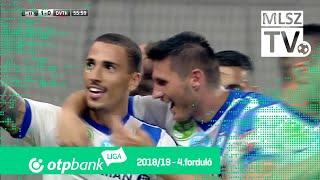 Bouard Ramos Myke gólja az MTK Budapest - DVTK mérkőzésen
