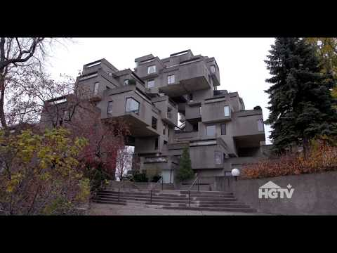 Look inside Habitat 67