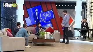 Uzeyir Mehdizade - Eli Mireliyevi parodiya etdi ;)  (2019) Resimi