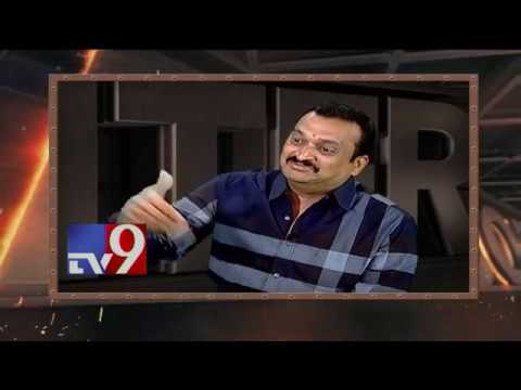 Bandla Ganesh on who becomes CM of AP - Encounter with Muralikrishna: Promo - TV9