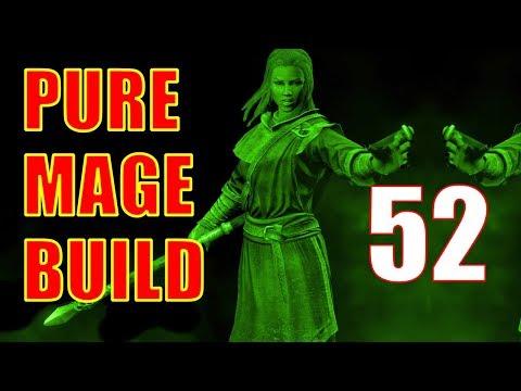 Skyrim Pure Mage Walkthrough NO WEAPONS NO ARMOR Part 52 - Hitting the Books 2 thumbnail