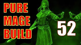 Skyrim Pure Mage Walkthrough NO WEAPONS NO ARMOR Part 52 - Hitting the Books 2