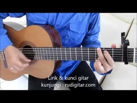 Belajar Kunci Gitar Nidji Laskar Pelangi Strumming G Mayor