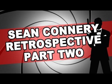 Sean Connery Retrospective Part 2 | James Bond Radio Podcast #27