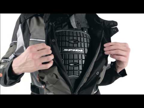Spidi Defender Armor Review at RevZilla.com