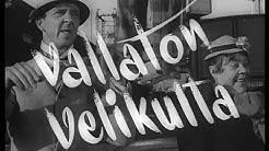 Trailer: Pekka ja Pätkä puistotäteinä (1955)