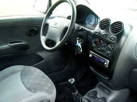 Daewoo Matiz 2004 - YouTube