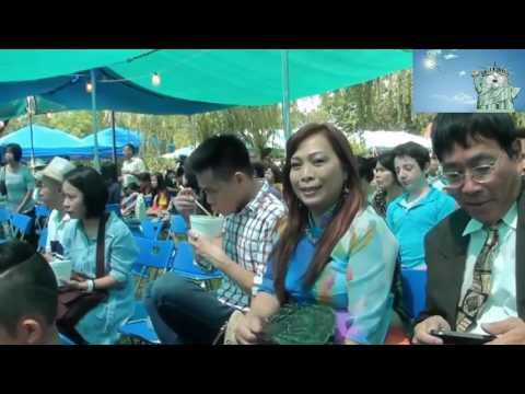 Tuấn Vũ mới nhất hát show tại Chùa Linh Quang