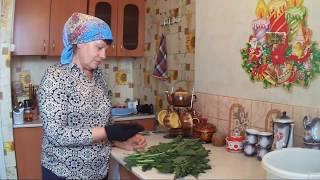Заготовка крапивы!!! Самый полезный и простой рецепт использования