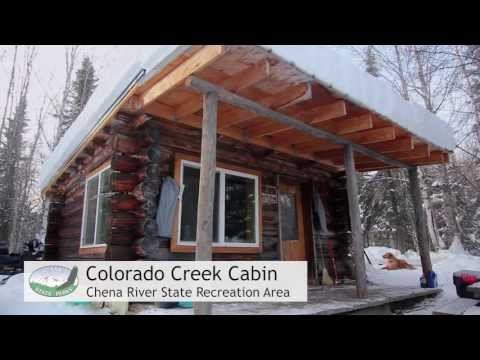 Colorado Creek Cabin - Chena River State Recreation Area