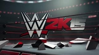 WWE 2K15 PC First Gameplay - Undertaker vs Kane