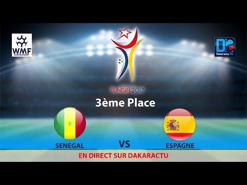 [LIVE] 3ème place coupe du monde de mini-Foot à Nabeul (TUNISIE) : Suivez le match Sénégal - Espagne