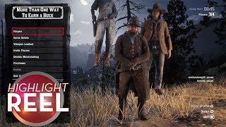 Highlight Reel #445 - Red Dead Online Posse Drops In