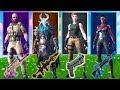 The *RANDOM SKIN* Challenge In Fortnite Battle Royale!