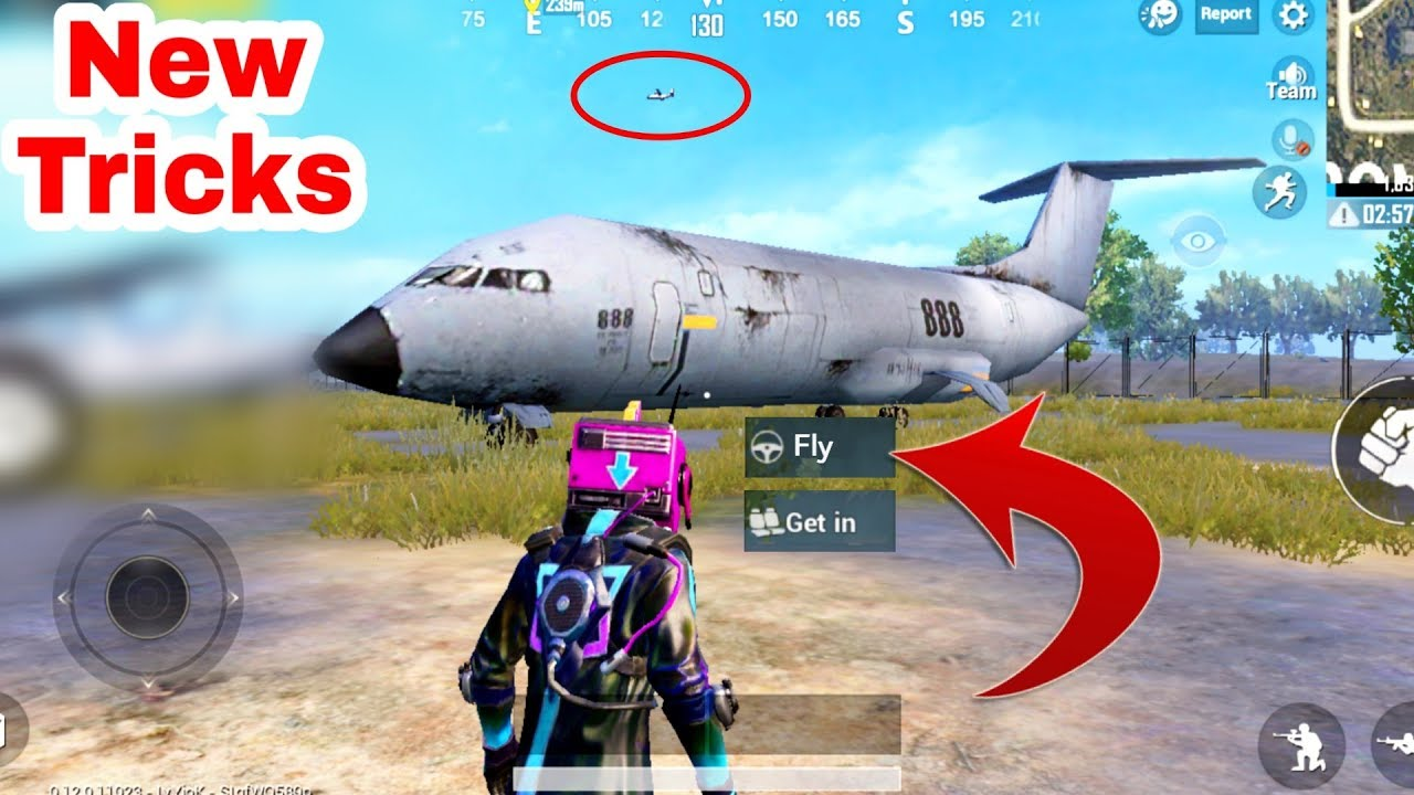PUBG Mobile 3 Amazing Tricks || 0 01% People Know This Trick by infinity  Gaming