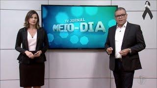 Baixar LUTO   1° Bloco do Tv Jornal Meio Dia sem Graça Araújo do dia 10/09/2018