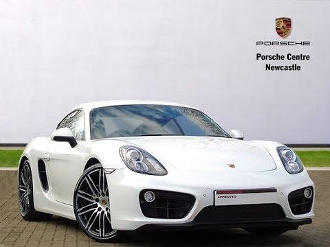 Porsche Centre Newcastle - 2015 981 Cayman 2.7 PDK