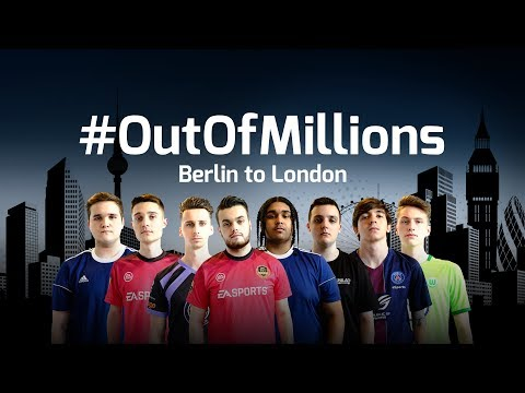 Out Of Millions - Berlin to London