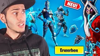 OHA* BÖSER NEW SKIN IN SHOP! 4 NEW SKINS! 🔥 WINS HOLEN! | Fortnite