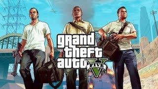 ● Grand Theft Auto 5 - прямая трансляция №3