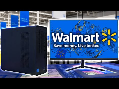 Can the CHEAPEST Walmart PC Game?! thumbnail